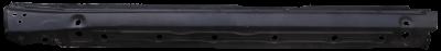84-'95 MERCEDES W124 ROCKER PANEL 4 DOOR, DRIVER'S SIDE