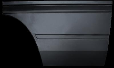 03-'06 DODGE SPRINTER PARTIAL FRONT DOOR SKIN, DRIVER'S SIDE