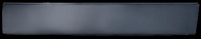 85-'98 SAAB 9000 FRONT LOWER DOOR SKIN, PASSENGER'S SIDE