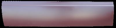 83-'92 VOLVO 740 & 760 FRT LWR DOOR SKIN (SEDAN) DRIVER'S SIDE
