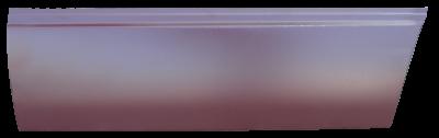 83-'92 VOLVO 740 & 760 RR LWR DOOR SKIN (SEDAN) DRIVER'S SIDE