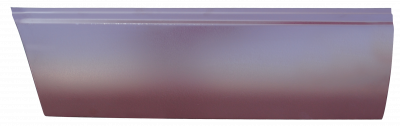 83-'92 VOLVO 740 & 760 RR LWR DOOR SKIN (SEDAN) PASSENGER'S SIDE