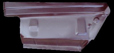 83-'92 VOLVO 740/760 RR LWR QUARTER PANEL 4 DOOR, PASSENGER'S SIDE