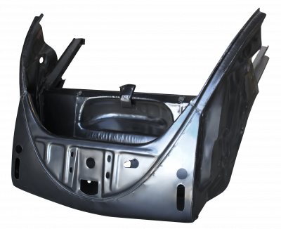 55-'67 VW BEETLE COMPLETE LOWER FRONT PANEL