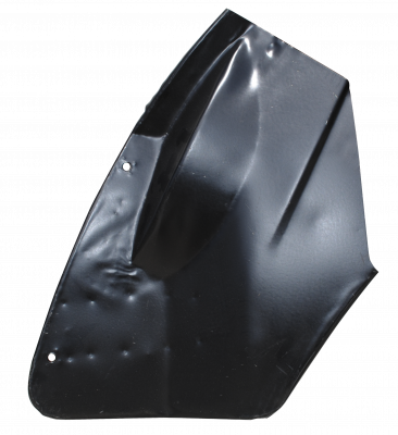 Nor/AM Auto Body Parts - 61-'67 VW BEETLE LOWER FRONT INNER FRONT FENDER SECTION, DRIVER'S SIDE