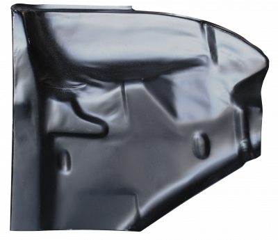 75-'84 VW GOLF & RABBIT FRONT INNER FRONT WING, DRIVER'S SIDE