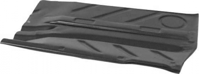 75-'84 VW RABBIT FRONT FLOOR PAN, PASSENGER'S SIDE
