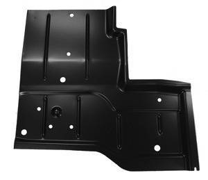76-'95 JEEP WRANGLER REAR FLOOR PAN, DRIVER'S SIDE