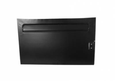 03-'06 DODGE SPRINTER LOWER REAR CARGO DOOR SKIN, PASSENGER'S SIDE