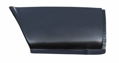 73-'79 VW BUS FRONT LOWER REAR WHEEL ARCH SECTION, PASSENGER'S SIDE