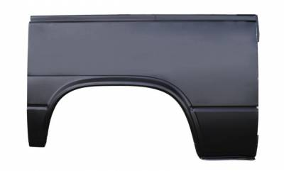 80-'90 VW BUS REAR WHEEL ARCH, LARGE, PASSENGER'S SIDE