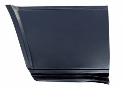 80-'90 VW BUS FRONT LOWER REAR WHEEL ARCH SECTION, PASSENGER'S SIDE