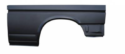 90-'03 VW EUROVAN REAR LWB QUARTER PANEL, DRIVER'S SIDE