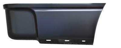 04-'08 FORD F150 LOWER REAR BED SECTION PASSENGER'S SIDE