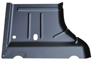 '07-'18 JEEP WRANGLER, AND WRANGLER UNLIMITED REAR FLOOR PAN SECTION, DRIVER'S SIDE