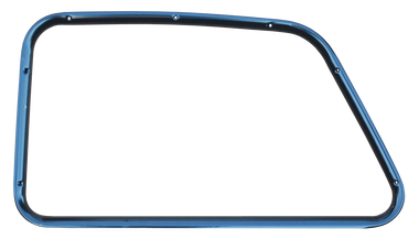 '47-'50 CHEVROLET/GMC PICKUP INNER WINDOW FRAME, PTM, DRIVER'S SIDE