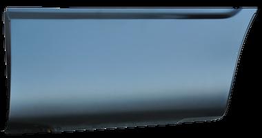 '67-'72 CHEVROLET/GMC FLEETSIDE SWB FRONT LOWER QUARTER PANEL SECTION, DRIVER'S SIDE