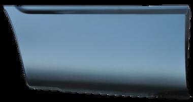 '67-'72 CHEVROLET/GMC FLEETSIDE SWB FRONT LOWER QUARTER PANEL SECTION, PASSENGER'S SIDE