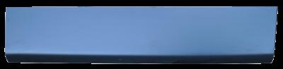 04-'08 FORD PICKUP STANDARD CAB/CREW CAB FRONT LOWER DOOR SKIN, PASSENGER'S SIDE