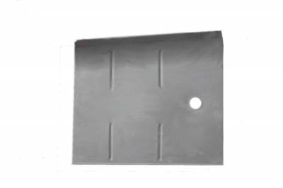 J Series Cherokee - 1972-1988 - Jeep J Series Cherokee Wagoneer & Pickup 62-89 Front Floor Pan Section - Passenger Side