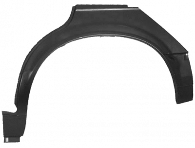3-Series - 1984-1990 - 84-'87 BMW 3-SERIES UPPER WHEEL ARCH 4 DOOR, DRIVER'S SIDE