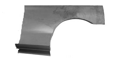 Cavalier - 1995-2005 - Cavalier 95-05 Lower Quarter panel 2 Door - Driver Side
