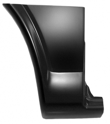 Savana Van - 1996-2002 - 96-'10 CHEVROLET VAN FRONT LOWER QUARTER PANEL SECTION PASSENGER'S SIDE