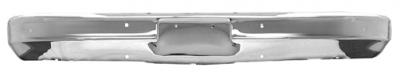 Pickup - 1973-1987 - 73-'80 CHEVROLET PICKUP FRONT BUMPER 0850-010