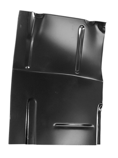 K5 Blazer - 1973-1991 - 73-'87 CHEVROLET PICKUP CAB FLOOR WITH BACKING PLATE, PASSENGER'S SIDE