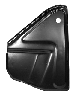 K5 Blazer - 1973-1991 - 73-'80 CHEVROLET PICKUP BATTERY TRAY SUPPORT