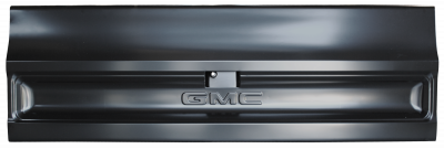 Pickup - 1973-1987 - 73-'76 CHEVROLET PICKUP GM LICENSED TAILGATE 0850-408