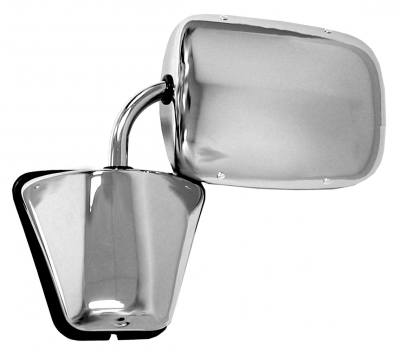 Pickup - 1973-1987 - 73-'87 CHEVROLET PICKUP DOOR MIRROR (CHROME)