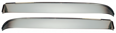 73-'87 CHEVROLET PICKUP FRONT WINDOW VENT SHADE KIT