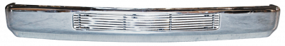 Pickup - 1988-1998 - 88-'98 CHEVROLET PICKUP CUSTOM FRT BUMPER, CHROME