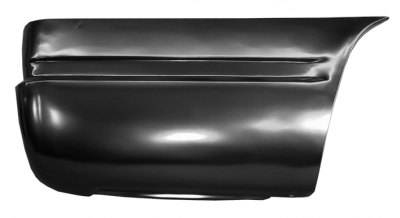 88-'98 CHEVROLET PICKUP REAR LOWER BED SECTION (8' BED) PASSENGER'S SIDE