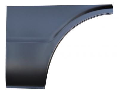 67-'72 CHEVROLET SUBURBAN FRONT LOWER QUARTER PANEL SECTION, LH