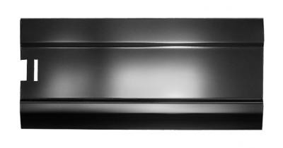 73-'91 SUBURBAN REAR DOOR LOWER DOOR SKIN, PASSENGER'S SIDE - Image 1