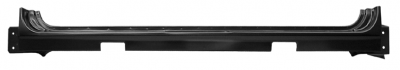 Suburban - 1973-1991 - 73-'91 CHEVROLET SUBURBAN COMPLETE TAIL PAN (WITH DOUBLE DOOR)