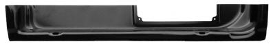 Suburban - 1992-1999 - 92-'99 CHEVROLET SUBURBAN CARGO DOOR INNER BOTTOM, PASSENGER'S SIDE