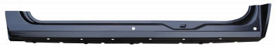 Sierra Pickup - 2007-2013 - 07-'13 CHEVROLET SILVERADO EXTENDED CAB ROCKER PANEL, DRIVER'S SIDE