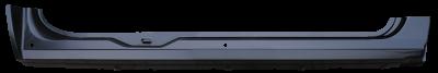 Sierra Pickup - 2007-2013 - 07-'13 CHEVROLET SILVERADO EXTENDED CAB ROCKER PANEL, PASSENGER'S SIDE