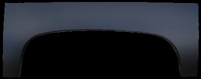 07-'13 CHEVROLET SILVERADO UPPER WHEEL ARCH, DRIVER'S SIDE
