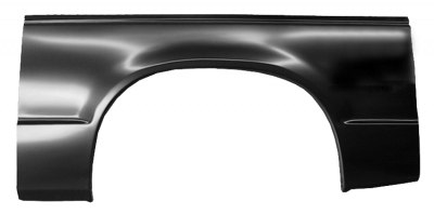 S10 Blazer - 1982-1994 - 83-'94 CHEVROLET BLAZER QUARTER PANEL WHEEL ARCH QUARTER SECTION, DRIVER'S SIDE