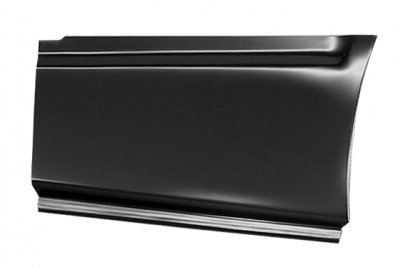 S10 Blazer - 1982-1994 - 83-'94 S-10 LOWER REAR SECTION QUARTER PANEL, PASSENGER'S SIDE
