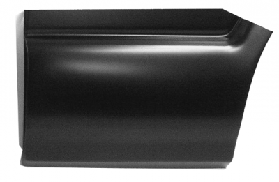 S10 Pickup - 1994-2004 - 94-'04 S-10 LOWER FRONT BED SECTION, PASSENGER'S SIDE