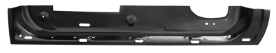 S15 Jimmy - 1995-2005 - 94-'05 CHEVROLET S-10 FRONT INNER DOOR BOTTOM, PASSENGER'S SIDE