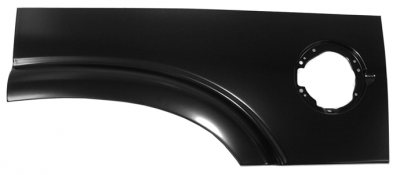 S10 Blazer - 1995-2005 - 95-'05 CHEVROLET S-10 & BLAZER REAR WHEEL ARCH SECTION, DRIVER'S SIDE