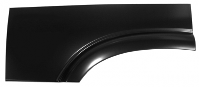 S10 Blazer - 1995-2005 - 95-'05 CHERVOLET S-10 & BLAZER REAR WHEEL ARCH SECTION, PASSENGER'S SIDE