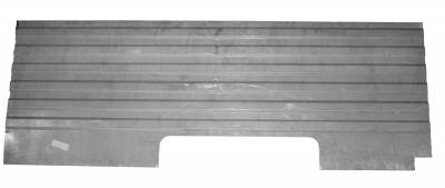 Silverado Pickup - 1999-2006 - Chevrolet & Gmc Full Size Pickup 88-07 1/2 Width Full Length Floor Bed Section - Driver Side