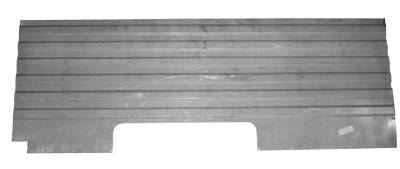 Silverado Pickup - 2007-2013 - Chevrolet & Gmc Full Size Pickup 88-07 1/2 Width Full Length Floor Bed Section - Passenger Side